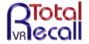 Total Recall VR Voice Loggers Logo
